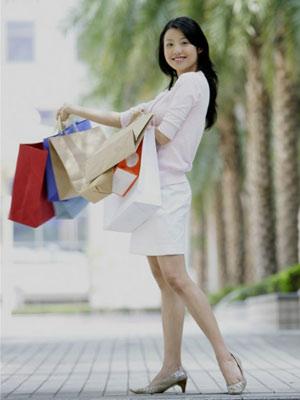 S型MM逛街减肥五个错误方法